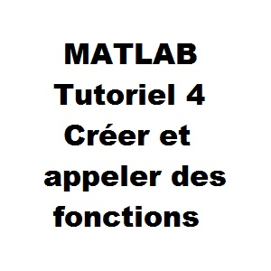 matlab fonctions blog ingenieurs