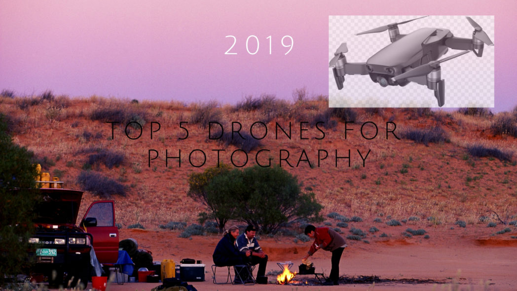 Top 5 drones for photography in 2019 - BlogInstall