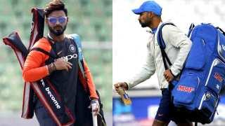 Rishabh Pantri leaves for England, injured injured Shikhar Dhawan in squad