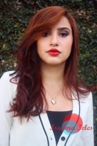 Gabriela Bordim - Make Up Ruivas
