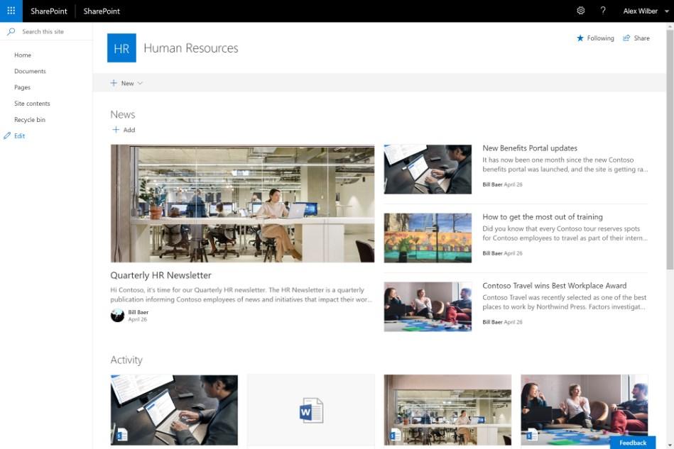 Meet the new Modern SharePoint Server: SharePoint 2019 RTM is here
