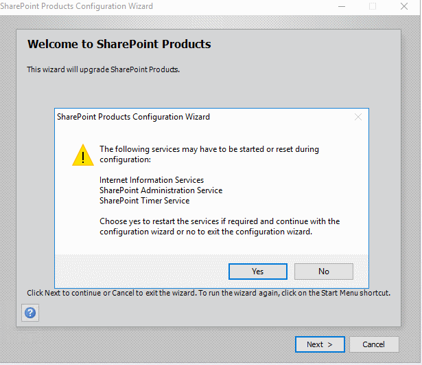 How to install SharePoint Cumulative Updates in a SharePoint