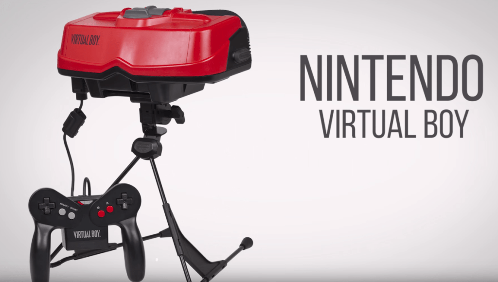 nintendo virtual boy