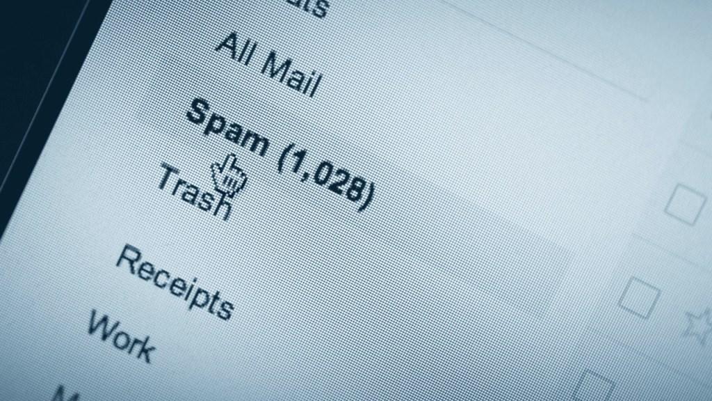 primul tip de e- mail)