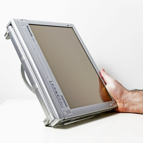 Panasonic Toughbook CF-C1 - mod tableta