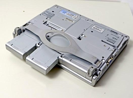 Panasonic Toughbook CF-C1 - baterii