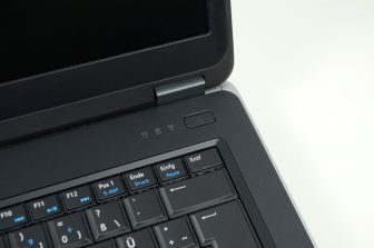 Dell Latitude E6440 - power si leduri activitate
