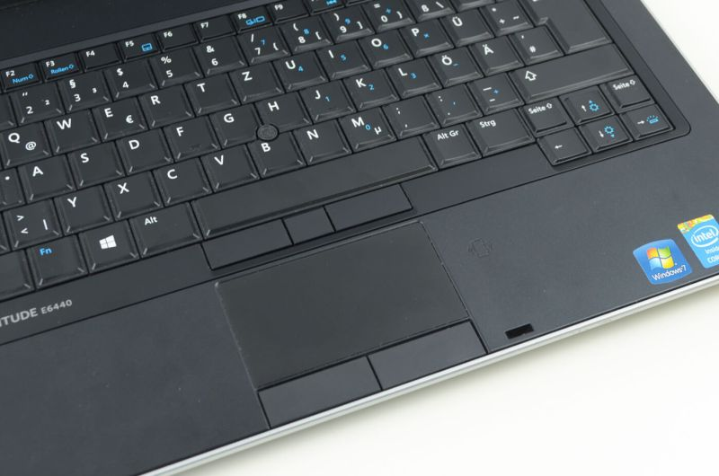 Dell Latitude E6440 - touchpad si palmrest