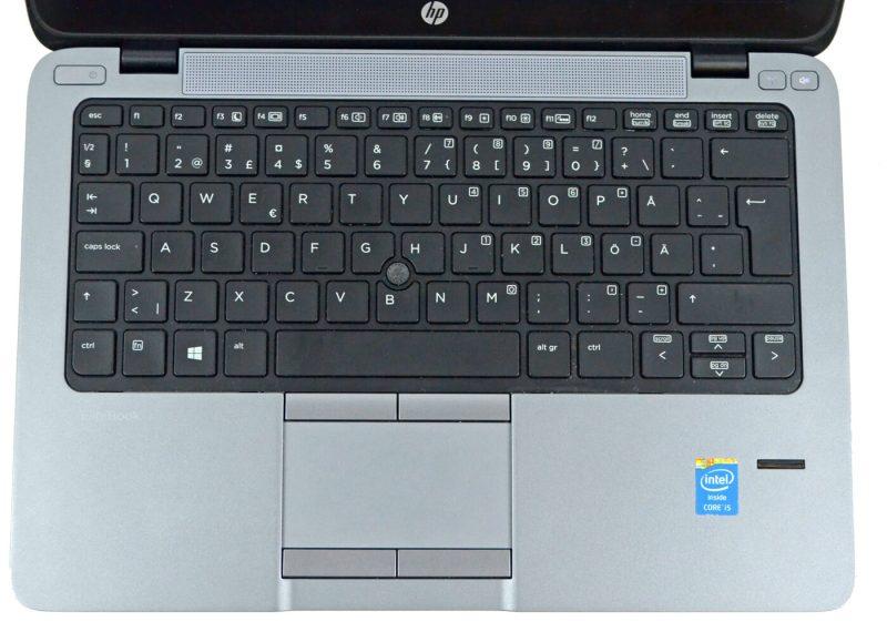 HP Elitebook 820 G1 - tastatura vedere superioara