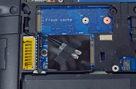 HP Elitebook 820 G1 - flash cache m.2 si slot pentru modulul wwan