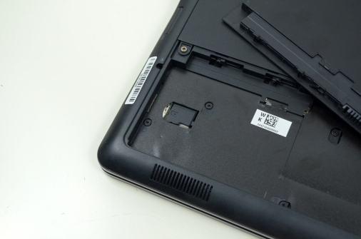 Dell Latitude E7240 - slot de sim