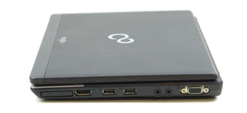 Fujitsu LIFEBOOK P702 - laterala dreapta