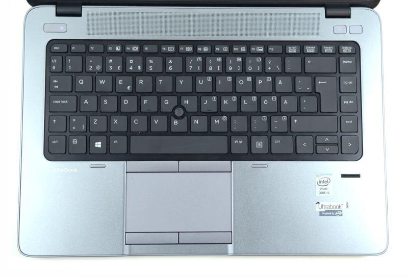 Hp Elitebook 840 G1 - tastatura, pointstick si touchpad