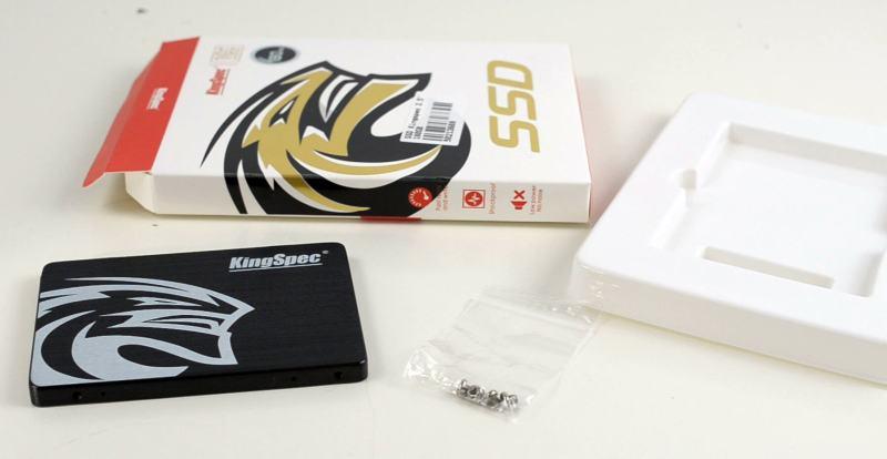 Ambalaj, SSD si accesorii KingSpec Q-180
