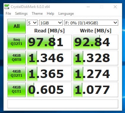 Dell Vostro 3460 - viteza HDD