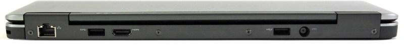 Dell Latitude E7240 - laterala spate