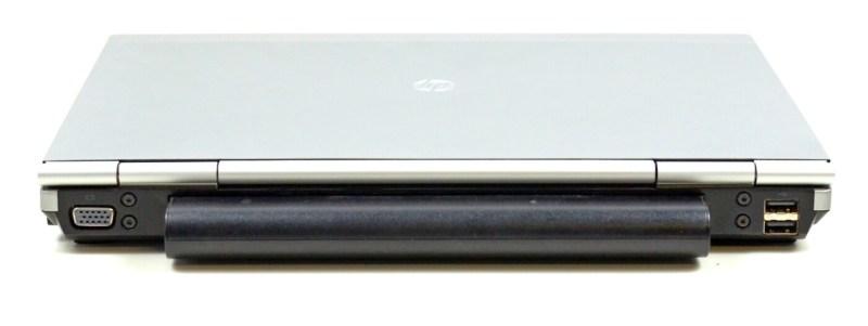 HP EliteBook 2560p - laterala inferioara spate