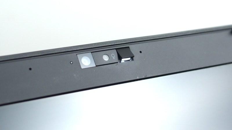 HP EliteBook 2560p - webcam hd, senzor ambiental, key light