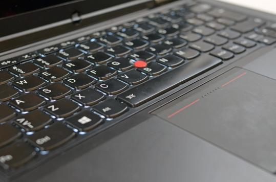 Lenovo ThinkPad S1 Yoga - tastatura si touchpad