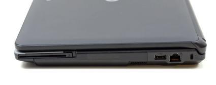 Fujitsu LifeBook S762 - laterala dreapta