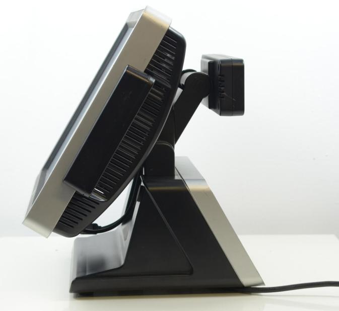 POS All-in-One HP AP5000 - vedere din profil