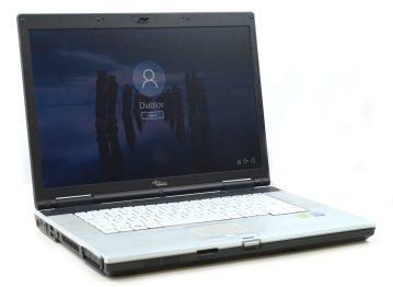 Fujitsu LifeBook E8420 - vedere generala #2