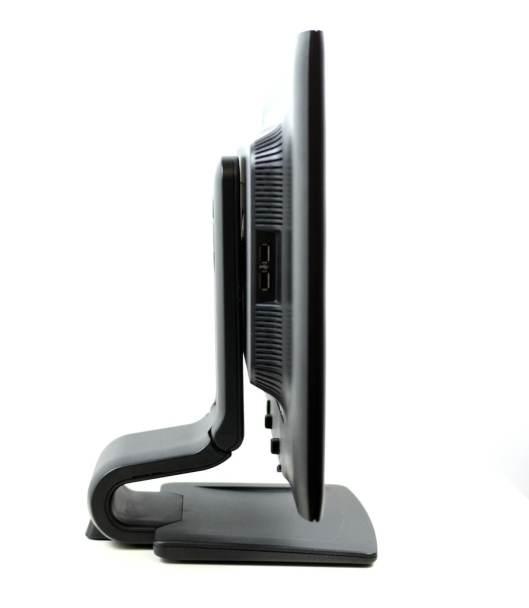 HP Compaq LA2306x - vedere generala din profil