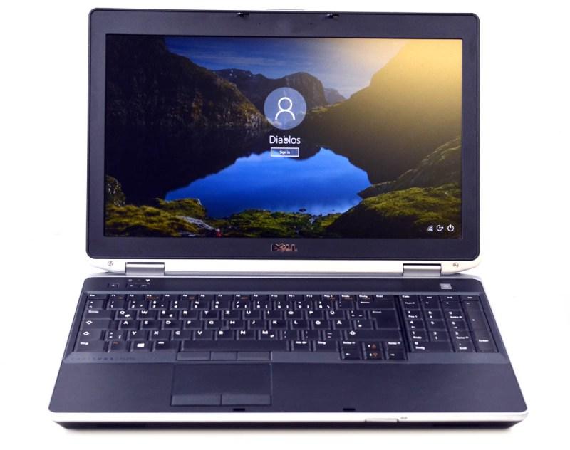 Dell Latitude E6530 - ecran