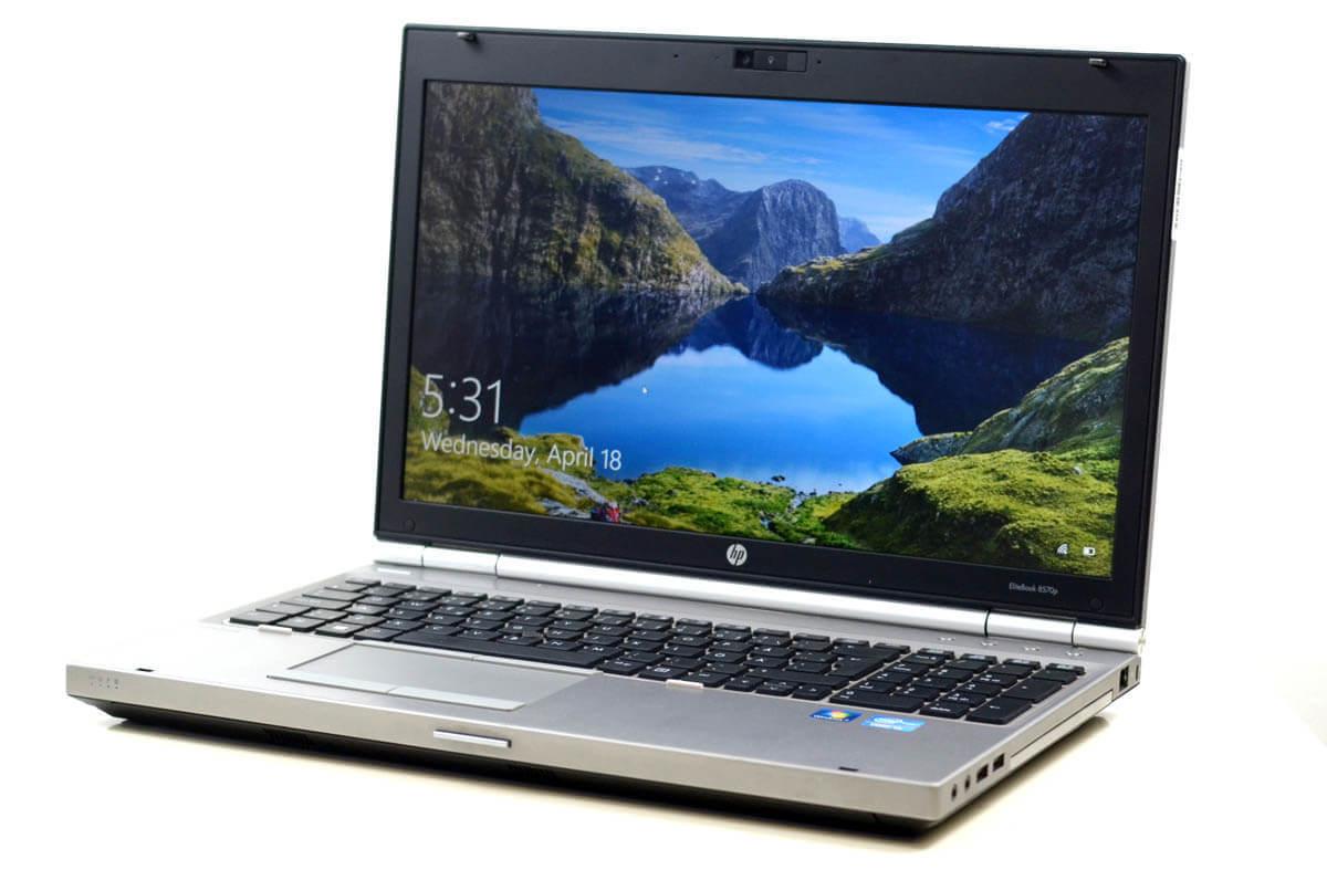 Review HP Elitebook 8570p - construcție robustă cu un aer de