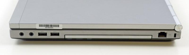 HP Elitebook 8570 - laterala dreapta