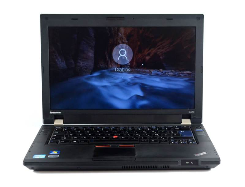 Lenovo ThinkPad L420 - ecran