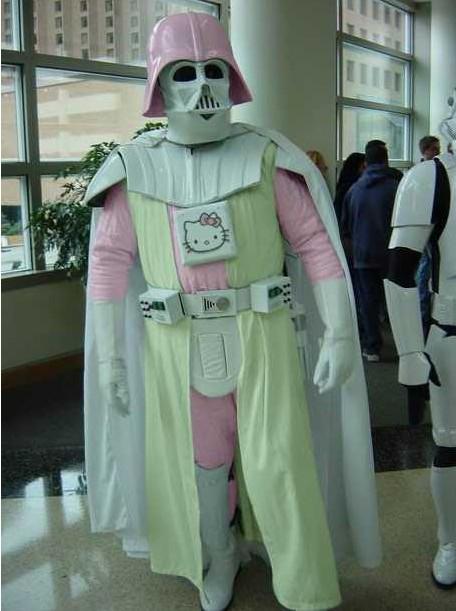 Hello, Vader!