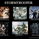 What I Do: The Stormtrooper