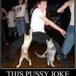 Pussy Joke