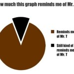 What Does This Pie Chart Remind You Of?