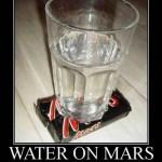 Liquid Water Found on Mars