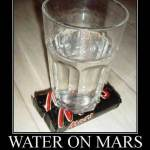 Liquid Water Found on Mars