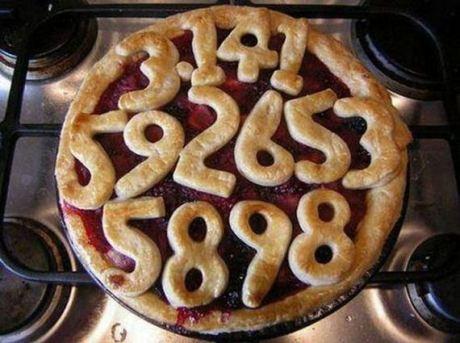 Pi Pie: 3.1315926535898