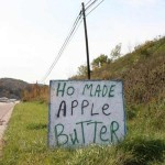 Apple Butter: Apparently Made by Ho's