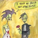 The Zombie Breakup