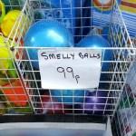 Smelly Balls?