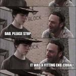 The Walking Dead Season 5 Finale