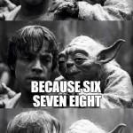 Yoda, Master of Puns