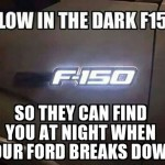 Have You Out-Driven a Ford Lately?