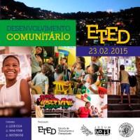 ETED - Escola de Treinamento e Discipulado, na Jocum Borel
