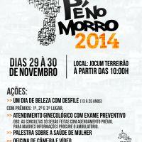 Projeto Pé no Morro 2014 - JOCUM Borel / IBAB