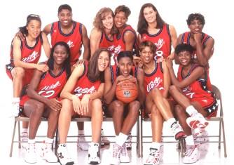 1996 USA Women's Basketball Team