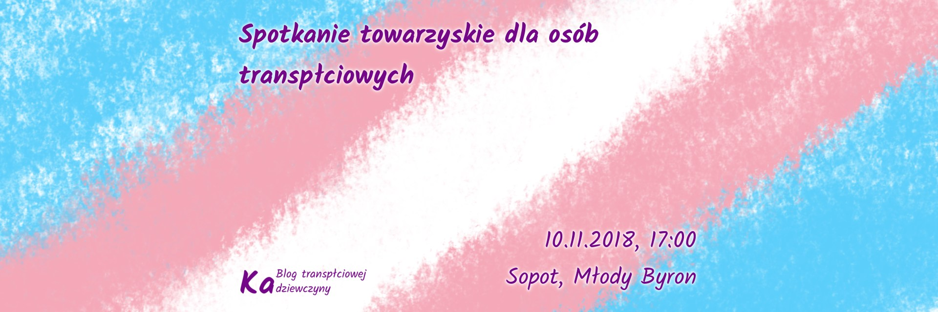 Spotkanie towarzyskie dla osób transpłciowych - 11.10.2018, Sopot, Młody Byron