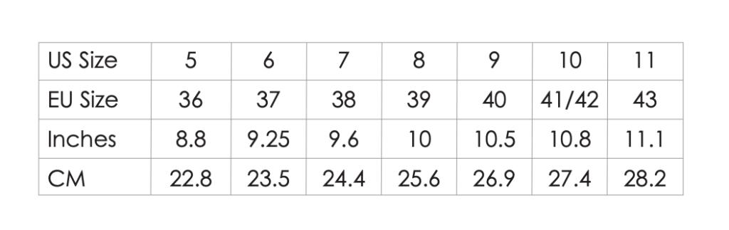ティキーズサイズ表