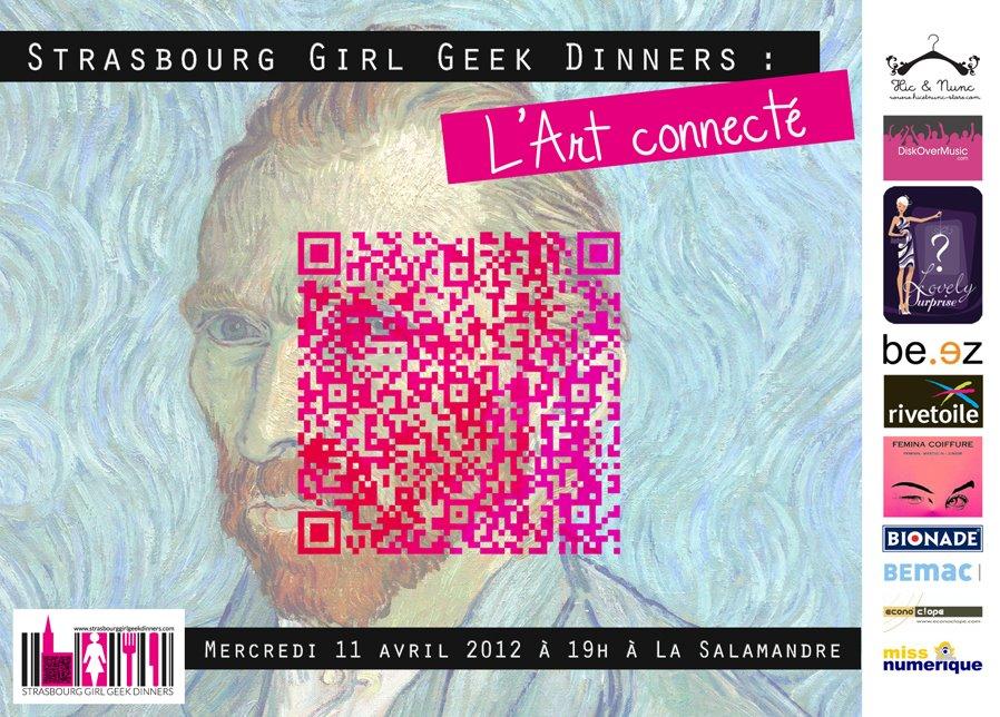 Strasbourg Girl Geek Dinner
